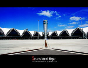 airport thailand